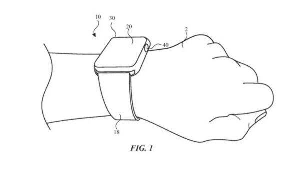 Apple Watch - couronne numérique