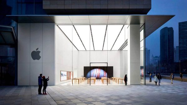 Apple Store Chine - coronavirus