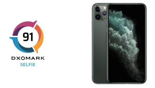 DXOMark - iPhone 11 Pro Max