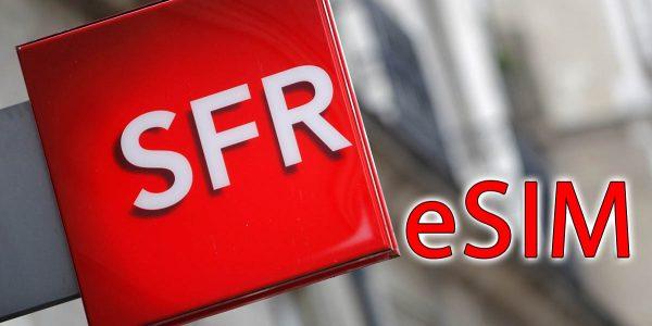 eSIM SFR