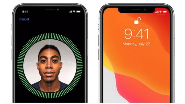 Messenger Face ID