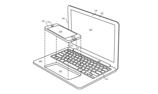 MacBook - iPhone Trackpad