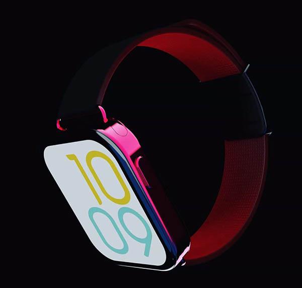 Concept Apple Watch Series 6