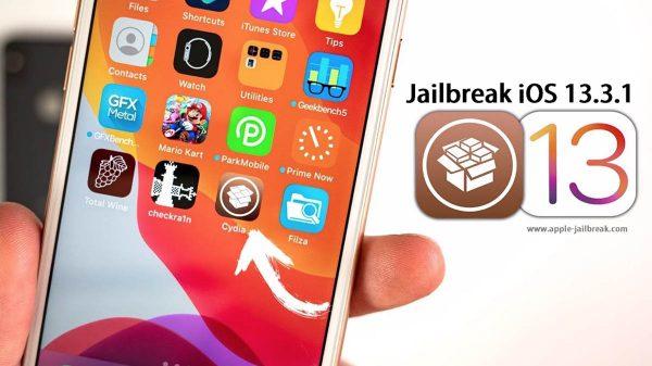 Jailbreak iOS 13.3.1 Bêta 3