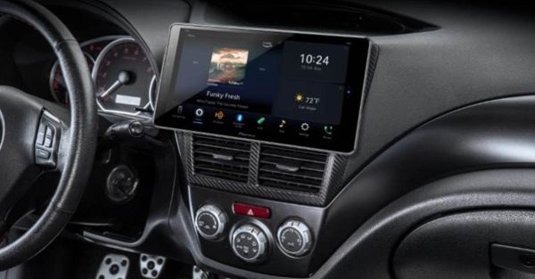 Pioneer - CarPlay sans fil