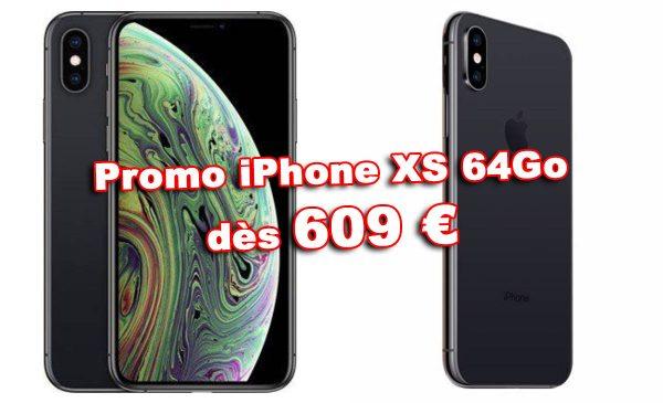 Promo iPhone XS