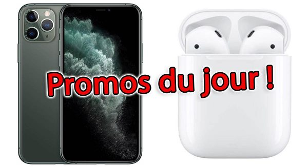 AirPods 2 - iPhone 11 Pro