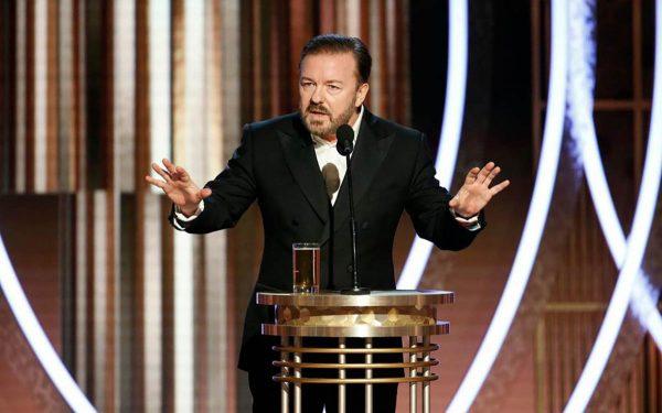 Ricky Gervais - Golden Globes