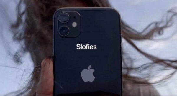 Slofie iPhone 11