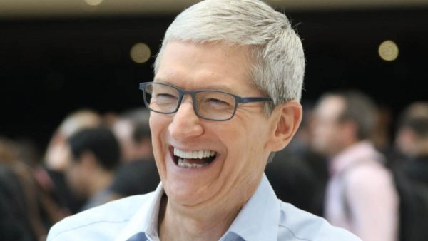 Tim Cook - PDG d'Apple