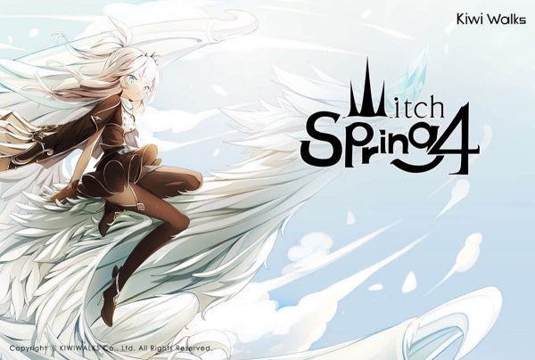 WitchSpring 4