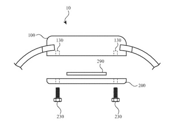 Apple Watch modulaire