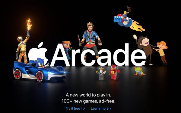 Apple Arcade - Jeux App Store