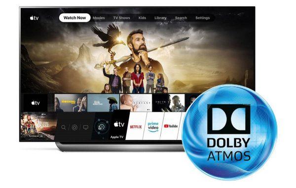 Apple TV - Dolby Atmos