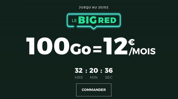 Big RED by SFR