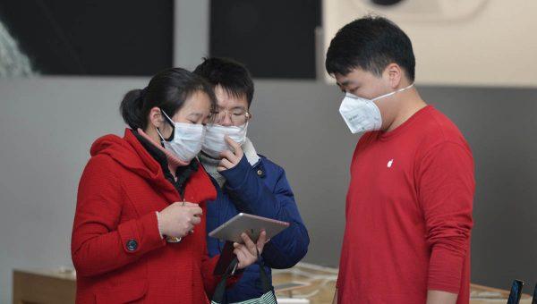 Coronavirus - ventes iPad Chine