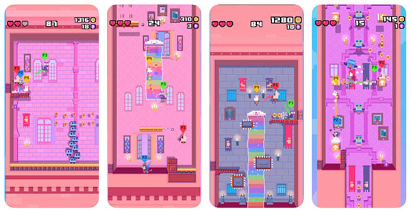 nouveau spin-off de Crossy Road
