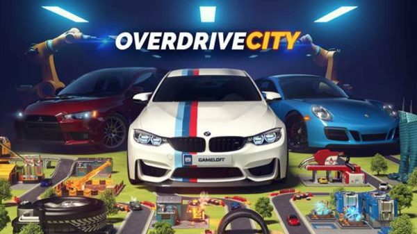 Gameloft : Overdrive City