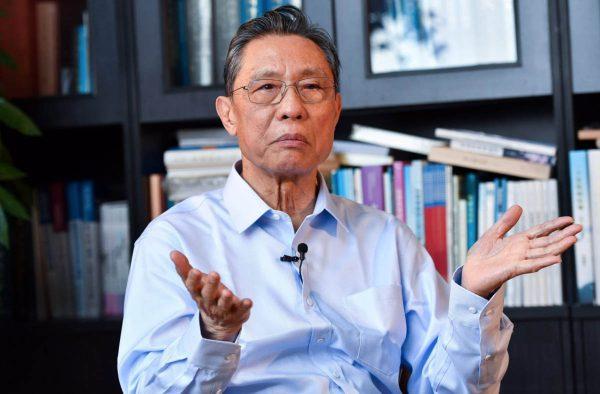 Zhong Nanshan - héros du SARS