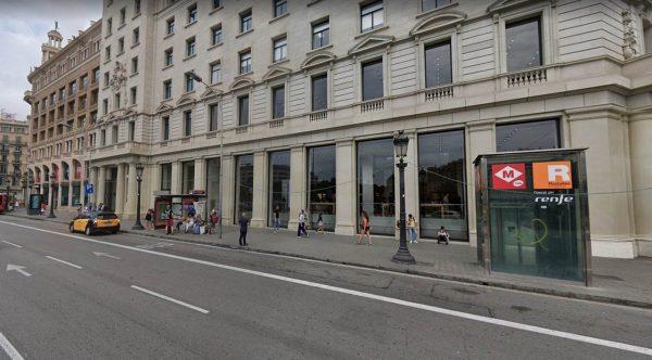 Huawei Store de Barcelone