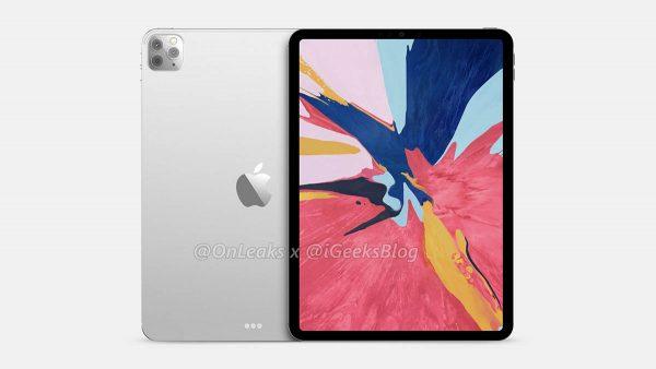 iPad Pro 5G 2020