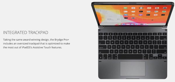 iPad Pro - Smart Keyboard avec trackpad
