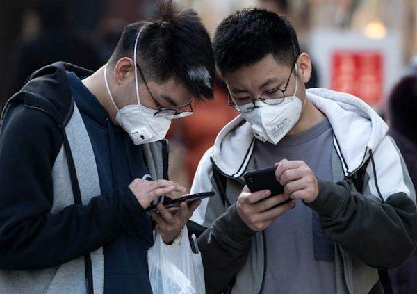 Coronavirus - ventes de smartphones en Chine