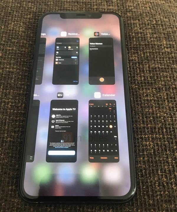 multitâche iOS 14