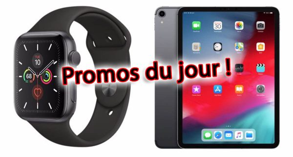 Apple Watch 5, iPhone 11 Pro, iPad Pro 11