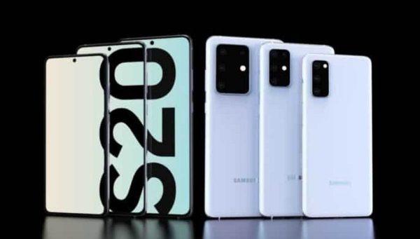 Samsung Galaxy S20/S20+/Ultra et Galaxy Z Flip