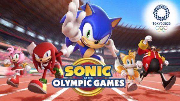 Sonic aux Jeux Olympiques de Tokyo 2020
