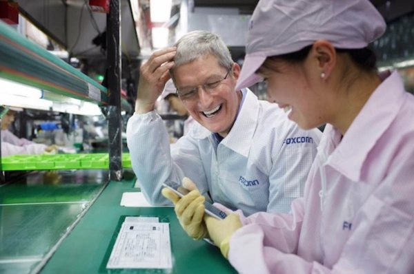 Foxconn - iPhone 12
