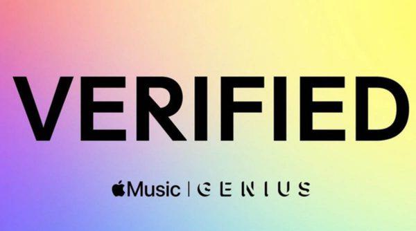 Verified de Genius - Apple Music
