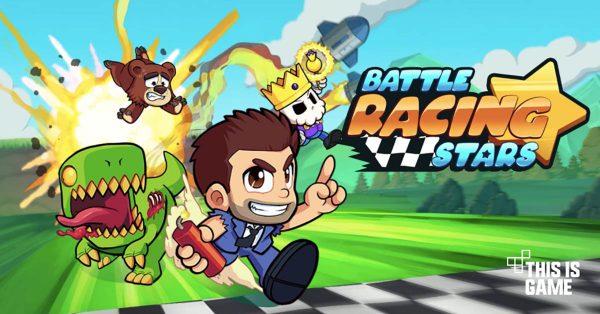 Battle Racing Stars