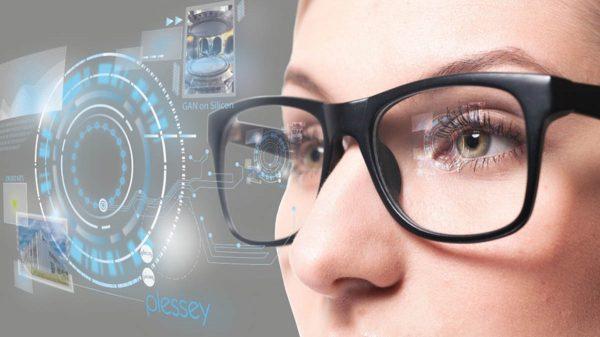 Plessey Semiconductors - écrans AR