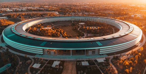 Apple Park - smart working