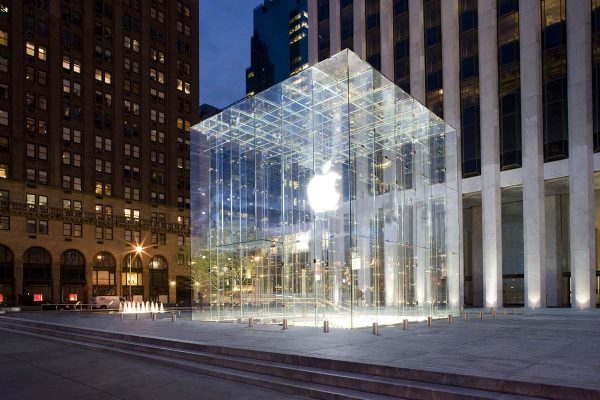Coronavirus - Apple Store US