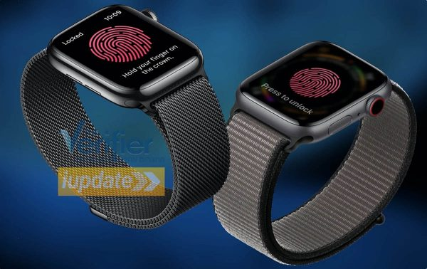 Apple Watch + Touch ID