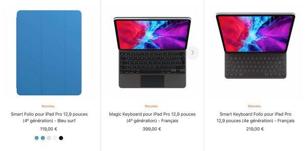 Coques iPad Pro 2020