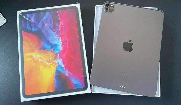 iPad Pro 2020 - processeurs pour tablettes
