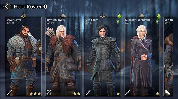 Game of Thrones Au-delà du Mur