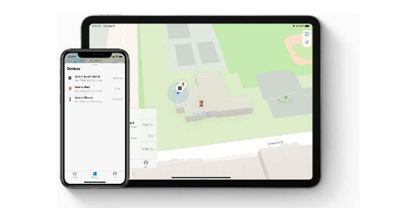 iOS 14 - Localiser