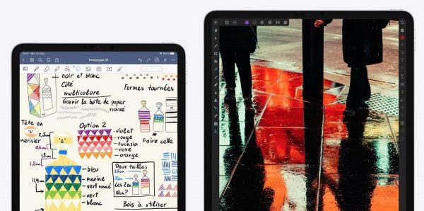 """iPad Pro 12.9"""" avec écran mini-LED"""