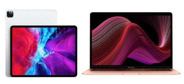achat iPhone, iPad Pro, MacBook Air