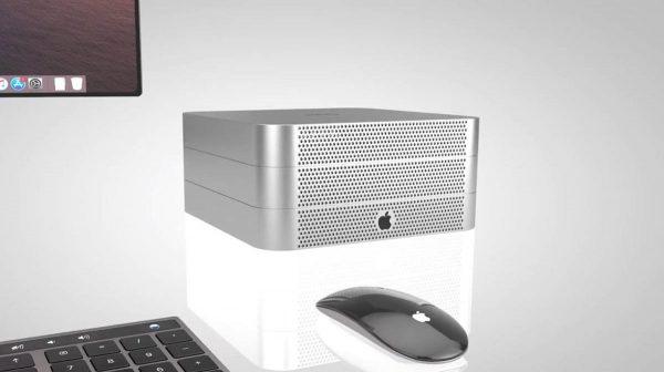 Concept Mac mini Pro