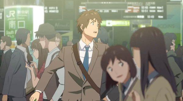 Behind the Mac - Makoto Shinkai