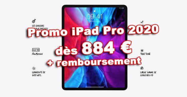 Promo iPad Pro 2020