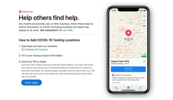 Apple Plans - COVID-19