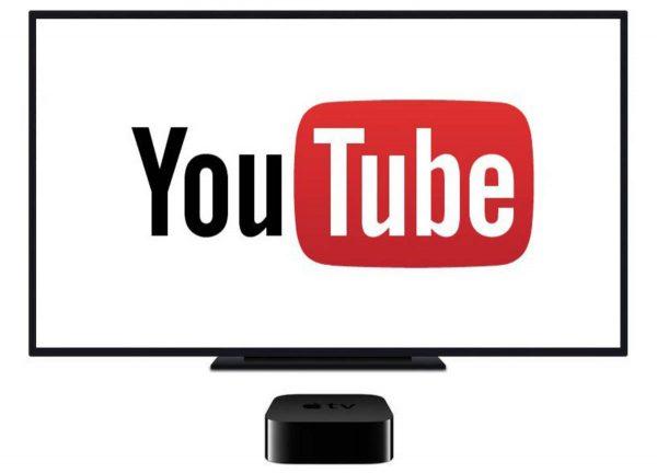 Apple TV 3 & YouTube