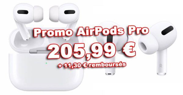 Promo AirPods Pro